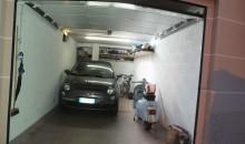 Il box auto sotto casa