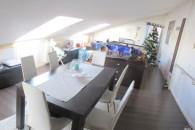 In piccola palazzina ottimo 3 locali con mansarda e terrazzo.