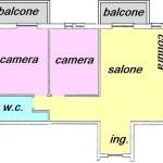 Centralissimo ultimo piano con ascensore in condizioni pari al nuovo.  a  per