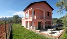 La villa.