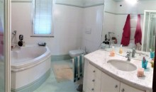 Un bagno.