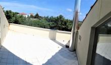 Un terrazzo.