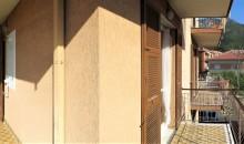 Un balcone.