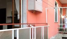Il balcone.